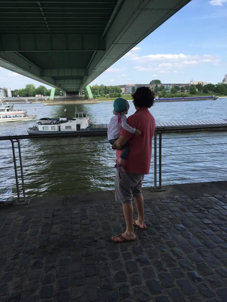 Am Rhein ist es auch schön