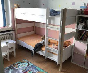 Etagenbett Weiss Paidi : Paidi lÄcheln und winken