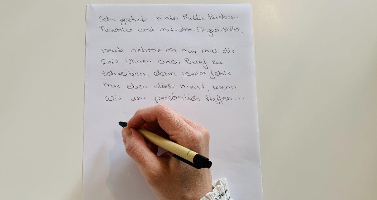 offener Brief