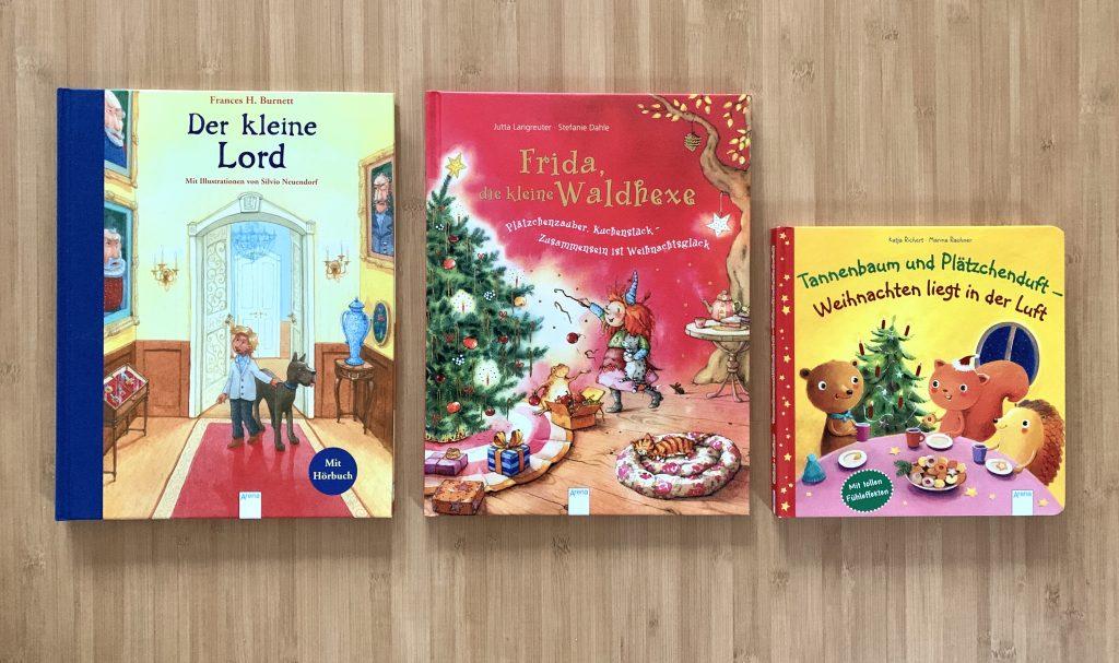 Weihnachts-Kinderbücher