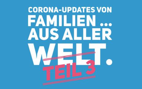 Corona-Update 3