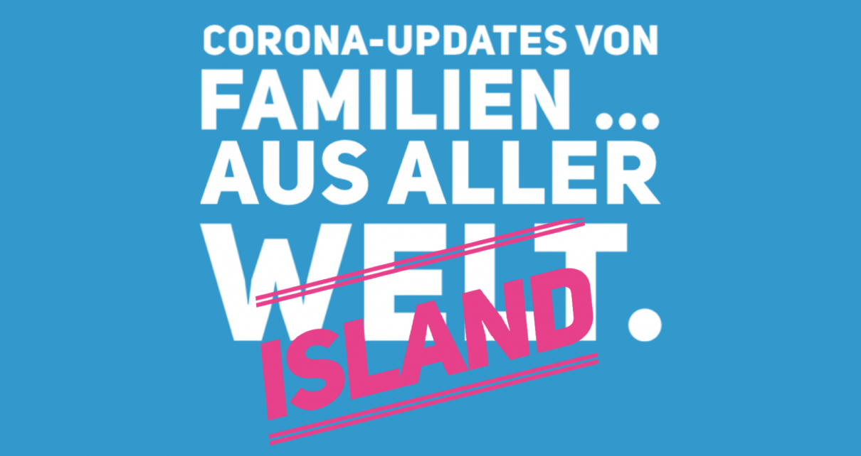 Corona-Update Island